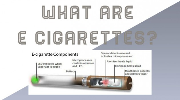 What are Electronic Cigarettes