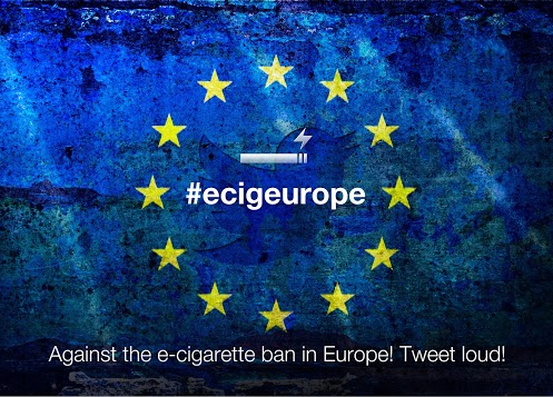 Save Vaping Campaign