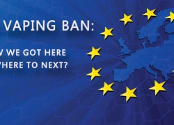 EU Vaping Ban: How it Effects You & How To Fight Back