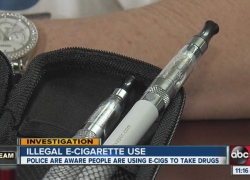 Marijuana Smokers Using Electronic Cigarettes to Get High
