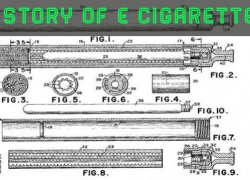 History of E-cigarettes